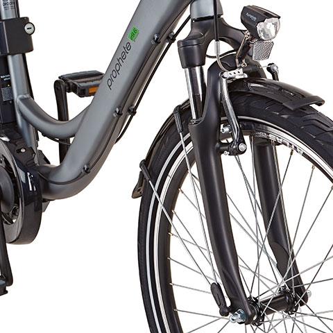 e bike e bike prophete geniesser e9 6 by prophete von. Black Bedroom Furniture Sets. Home Design Ideas