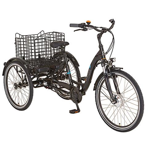 lastenrad e bike prophete cargo e bike 3r by prophete. Black Bedroom Furniture Sets. Home Design Ideas