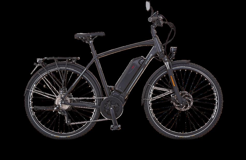 PROPHETE ENTDECKER Trekking E-Bike 28