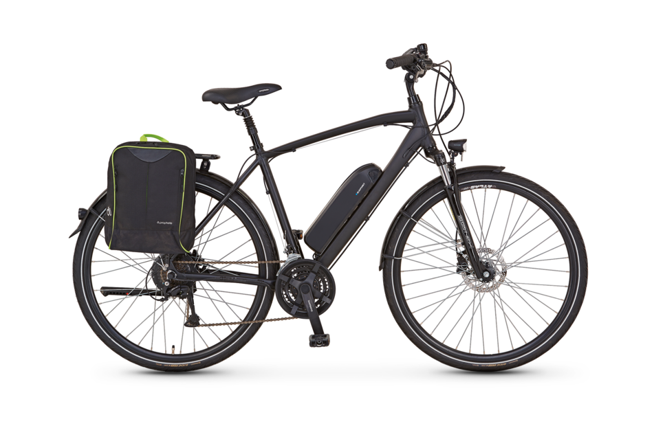 PROPHETE TREKKING DISC E-Bike 28