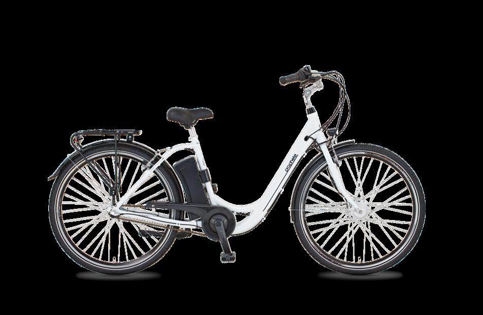 PROPHETE GENIESSER City E-Bike 28