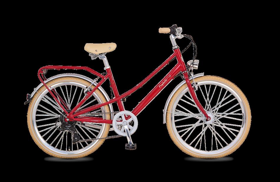 PROPHETE GENIESSER Retro City Bike 26