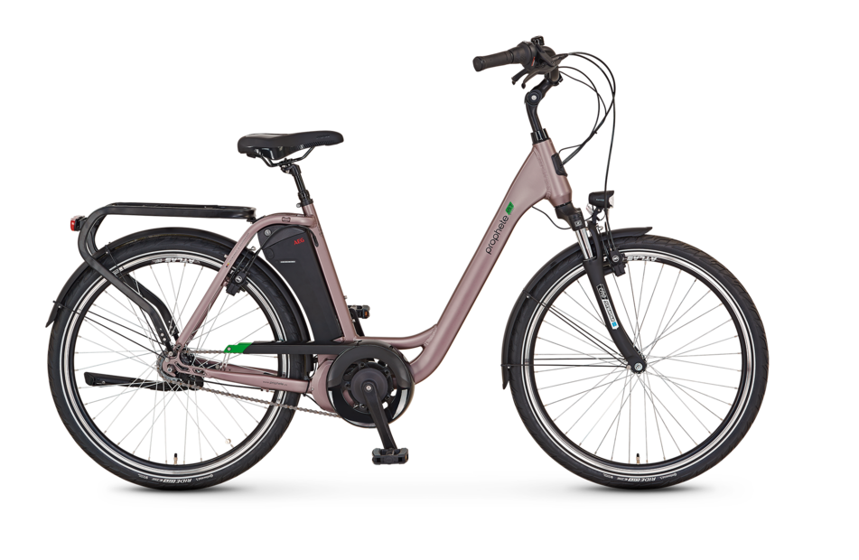 PROPHETE GENIESSER e9.7 City E-Bike 26