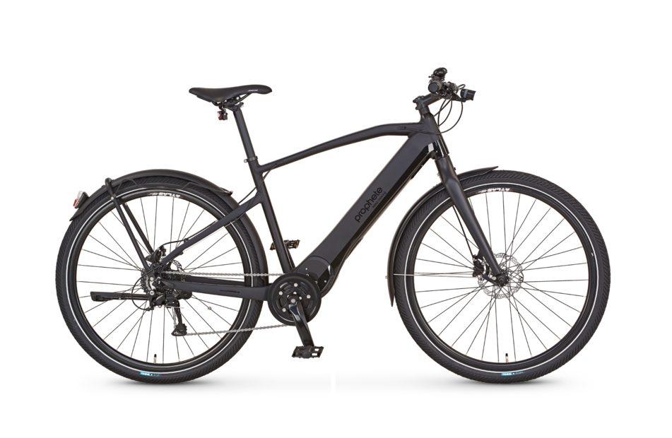 PROPHETE GENIESSER Urban City E-Bike 28