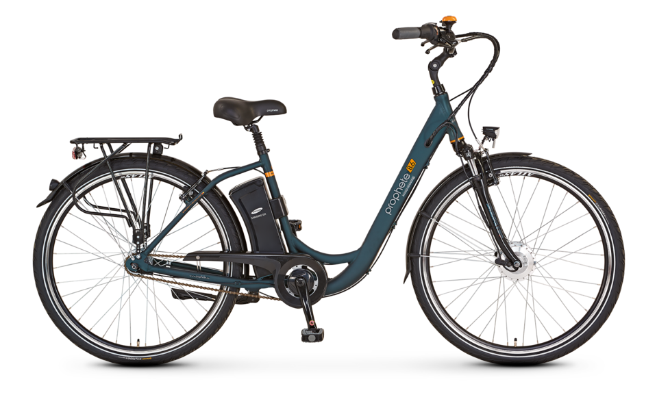 PROPHETE GENIESSER e8.6 City E-Bike 28