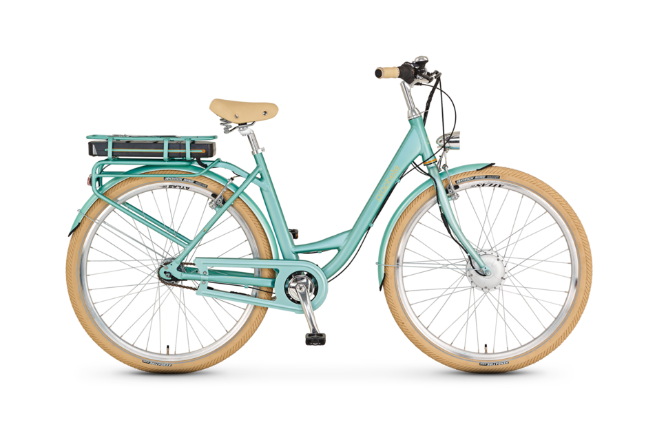 PROPHETE GENIESSER e9.1 City E-Bike 28