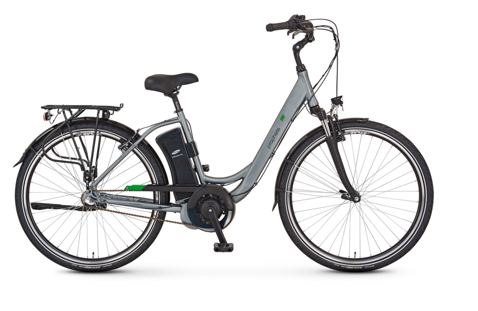 PROPHETE GENIESSER e9.6 City E-Bike 28