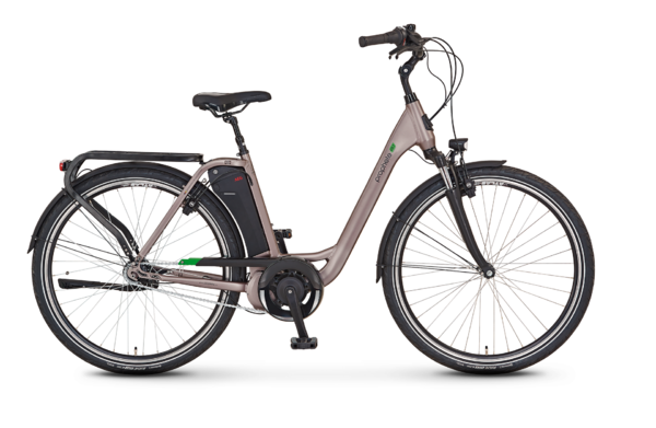 PROPHETE GENIESSER e9.7 City E-Bike 28