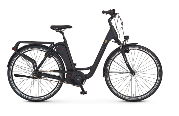 PROPHETE GENIESSER e9.8 City E-Bike 28