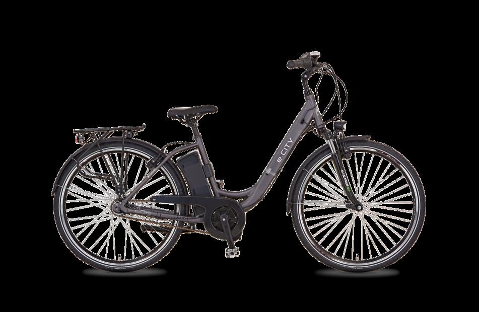 Prophete City Elektro-Fahrrad (B-Ware)