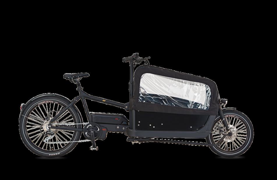 PROPHETE CARGO E-Bike 2.0