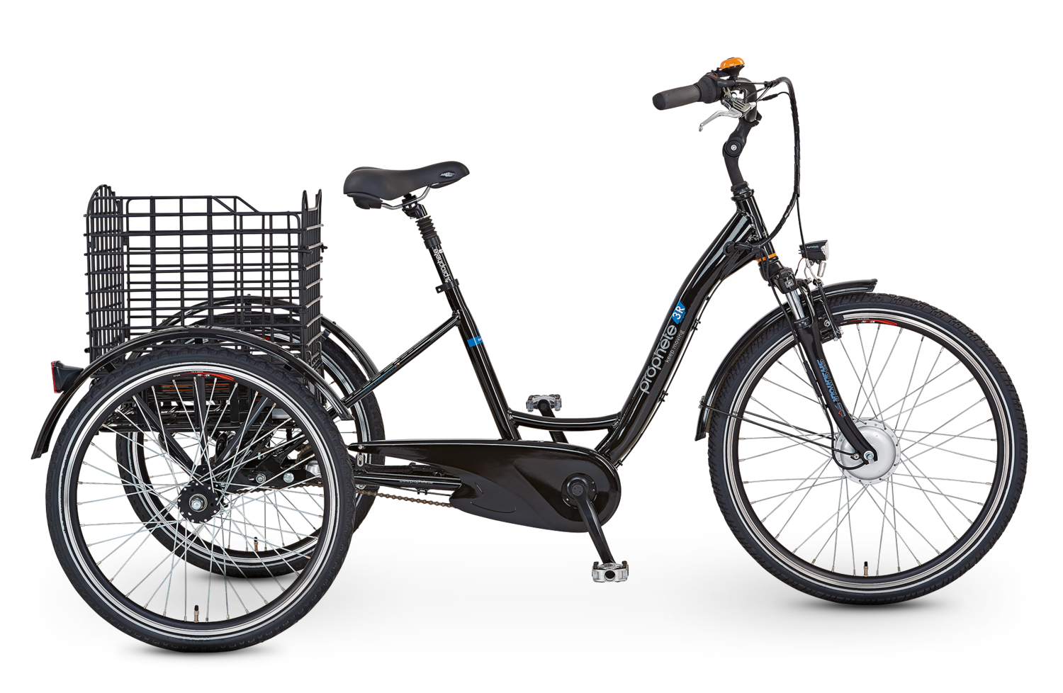 lastenrad e bike prophete cargo e bike 3r by prophete. Black Bedroom Furniture Sets. Home Design Ideas