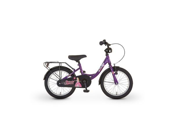 PROPHETE Princess Anabelle Kids Bike 16