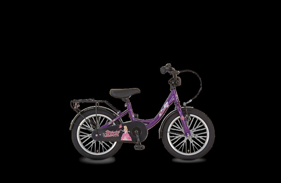 PROPHETE Princess Anabelle Kids Bike 16