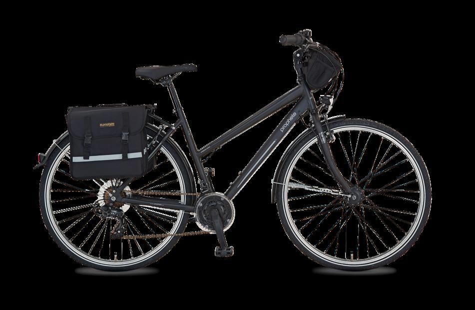 PROPHETE ENTDECKER Travel Trekking Bike 28