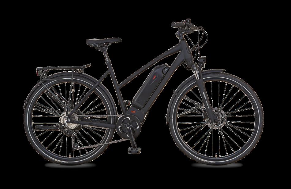 PROPHETE ENTDECKER Sport Trekking E-Bike 28