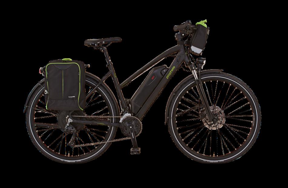 PROPHETE ENTDECKER e2.1 Trekking E-Bike 28