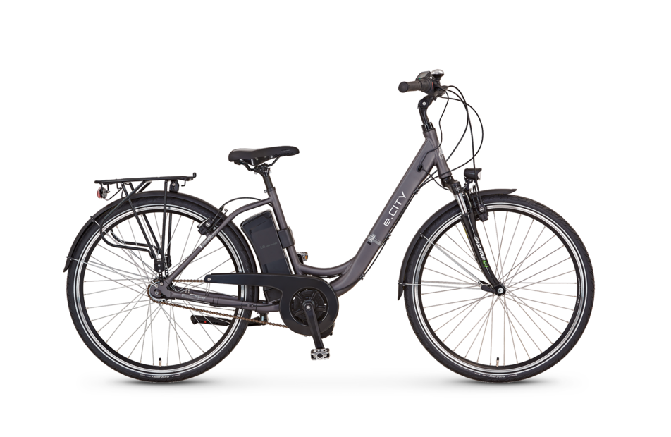 Prophete Alu-City E-Bike 28