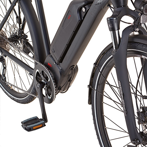 E-Bike Akkus & Antriebe von PROPHETE