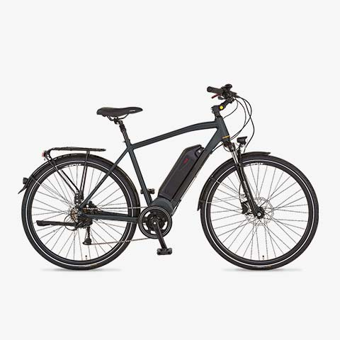 fahrrad e bike von prophete das familienfahrrad. Black Bedroom Furniture Sets. Home Design Ideas
