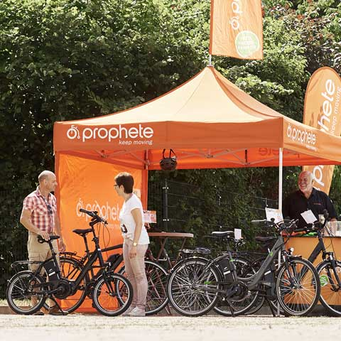 E-Bike-Tour-Stand by Prophete
