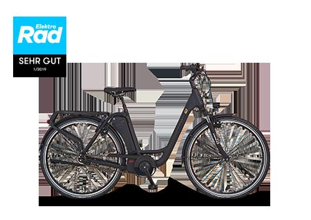 testberichte zu fahrr dern e bikes von prophete. Black Bedroom Furniture Sets. Home Design Ideas