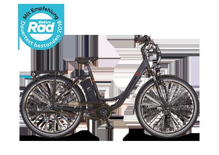 Testberichte Zu Fahrrädern E Bikes Von Prophete